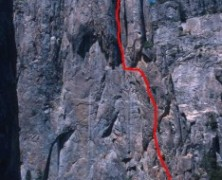 Northeast Buttress